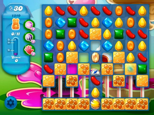 how to get through level 1330 on candy crush