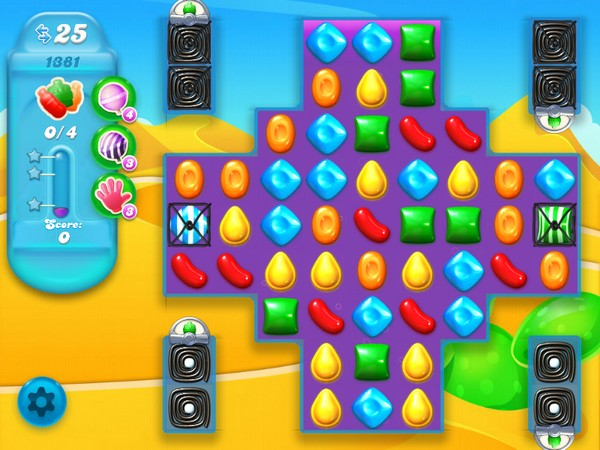 Candy Crush Soda Saga is a revamped version of the original game that has been released on Play Store download exclusively for our country and three: Canada, the Netherlands and Sweden, possibly the most addicted to gambling. In this new version sweets typical of the official version they remain...