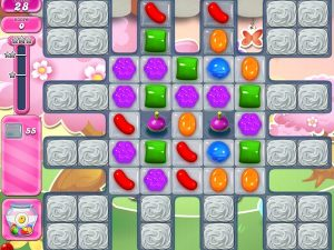 candy crush delicate dale episode: level 2466 –2480