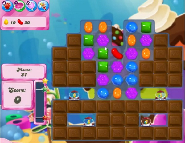 Candy Crush Level 2565 Tips