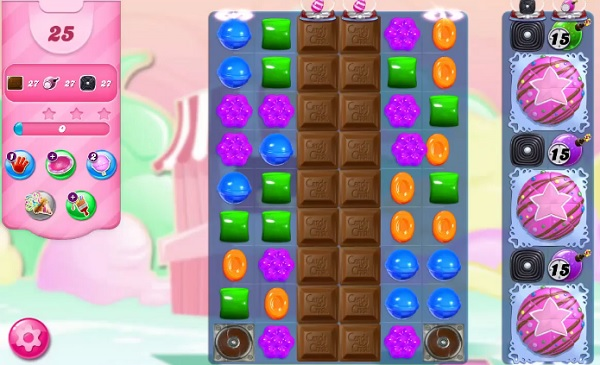 Tips And Walkthrough Candy Crush Level 3187