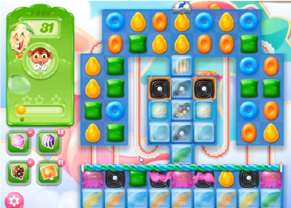 Tips and Walkthrough: Candy Crush Jelly Level 1960